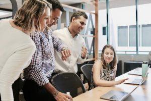 Designer team's role in creating business value